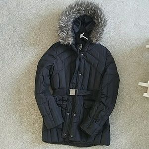 Miss Sixty size small women's puffer jacket